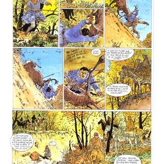 Les Tours de Bois-Maury 10 Olivier par Hermann