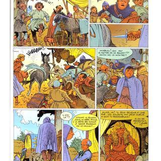 Les Tours de Bois-Maury 1 Babette par Hermann