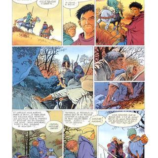 Les Tours de Bois-Maury 2 Eloise de Montgri par Hermann
