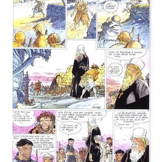 Les Tours de Bois-Maury 7 William par Hermann