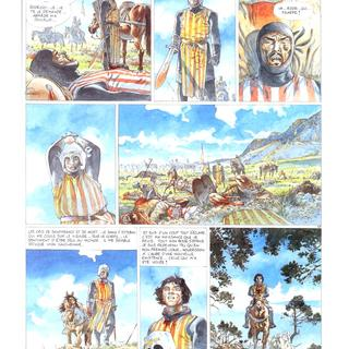 Les Tours de Bois-Maury 12 Rodrigo par Hermann