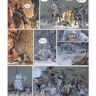 Les Tours de Bois-Maury 9 Khaled par Hermann