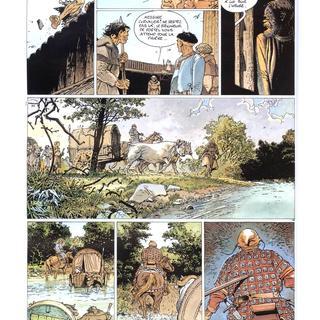 Les Tours de Bois-Maury 5 Alda par Hermann