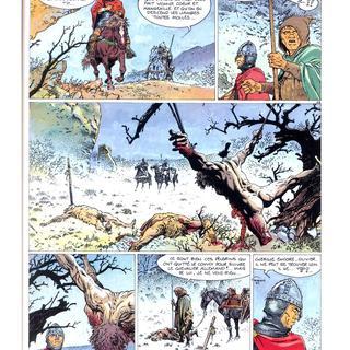 Les Tours de Bois-Maury 4 Reinhardt par Hermann