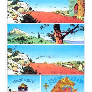 Les Tours de Bois-Maury 3 Germain par Hermann