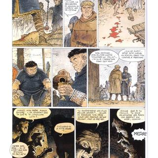 Les Tours de Bois-Maury 6 Sigurd par Hermann