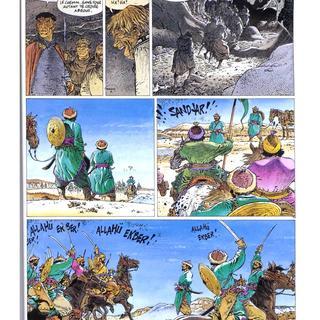 Les Tours de Bois-Maury 8 Le Seldjouki par Hermann