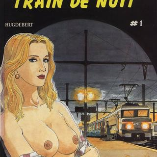 Train de Nuit 1 par Hugdebert