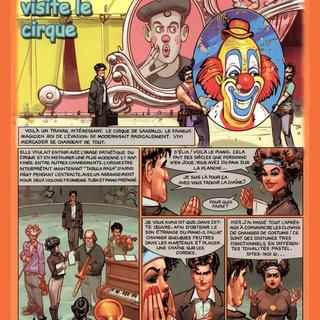 L'Accordeur Visite le Cirque de Ignacio Noe
