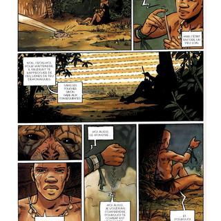 Toran 1 Laona par Isabelle Plongeon, Frederic Peynet