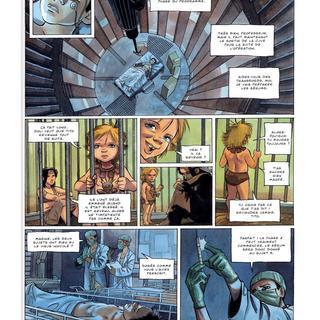 Toran 2 Les Sirenes par Isabelle Plongeon, Frederic Peynet