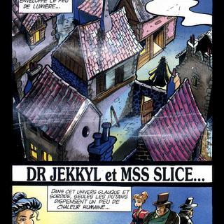 Doctor Jekkyl et Mss Slice par Jaap de Boer