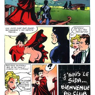 Les Aventures D'Ankula la Vampire par Jaap