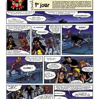 Les Zonards en Folie 1er Jour par Jaime Martin