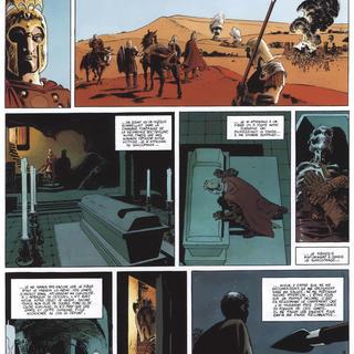 Galfalek 4 Le Crepuscule des Rois par Jean-Charles Gaudin, Franck Biancarelli