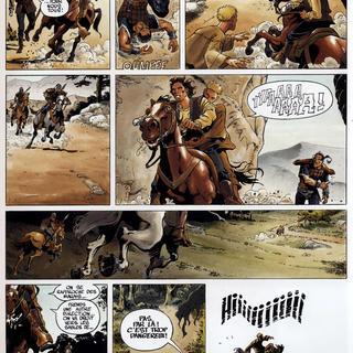 Galfalek 2 Le Cercle par Jean-Charles Gaudin, Franck Biancarelli