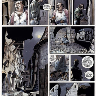 Galfalek 1 Le Gant de l Oubli par Jean-Charles Gaudin, Franck Biancarelli