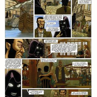 Les Princes d'Arclan 2 Sylene par Jean-Charles Gaudin, Laurent Sieurac
