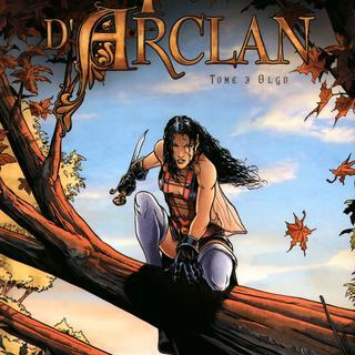 Les Princes d'Arclan 3 Olgo par Jean-Charles Gaudin, Laurent Sieurac