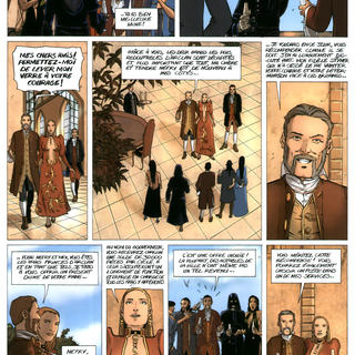 Les Princes d'Arclan 4 Le Sans-Nom par Jean-Charles Gaudin, Laurent Sieurac