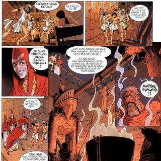 Myrkos 3 Le Rebelle par Jean-Charles Kraehn, Miguel de Lalor Imbiriba