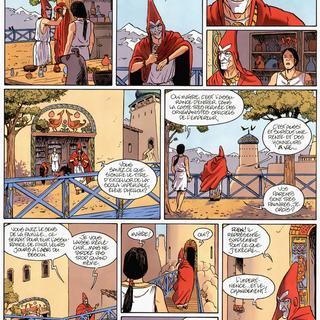 Myrkos 1 L'Ornemaniste par Jean-Charles Kraehn, Miguel de Lalor Imbiriba