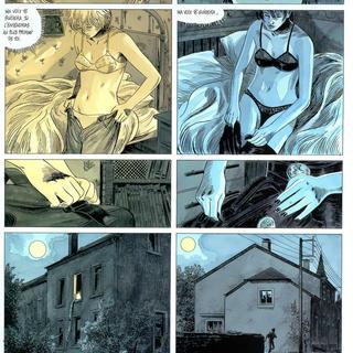 Deesse Blanche Deesse Noire 1 par Jean-Claude Servais