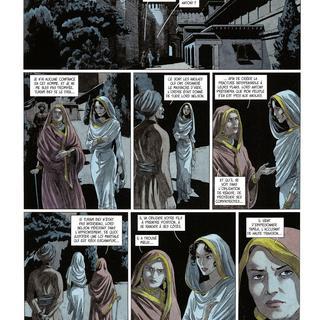 Djinn 12 Un Honneur Retrouve par Jean Dufaux, Ana Miralles
