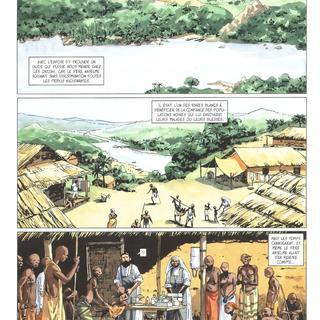 Djinn 7 Pipiktu par Jean Dufaux, Ana Miralles