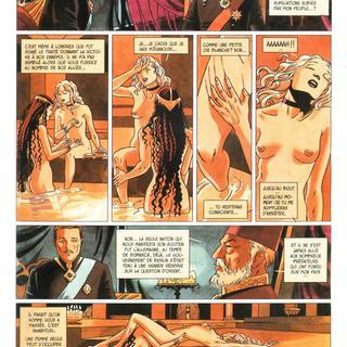 Djinn 1 La Favorite par Jean Dufaux, Ana Miralles