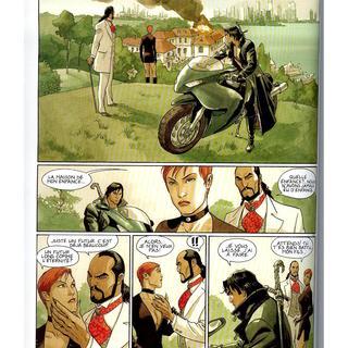 Rapaces 4 par Jean Dufaux, Enrico Marini