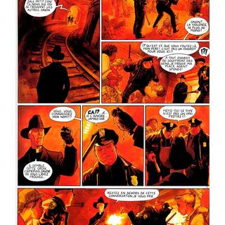 Rapaces 3 par Jean Dufaux, Enrico Marini