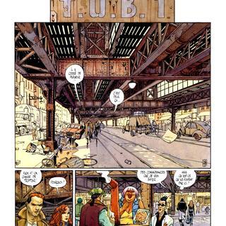 Samba Bugatti 2 Monkey-Rock par Jean Dufaux, Griffo