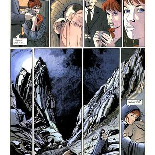 Sang-De-Lune 4 Rouge-Vent par Jean Dufaux, Viviane Nicaise