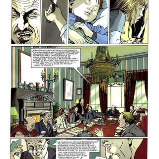 Sang-De-Lune 6 Lise et le Boucher par Jean Dufaux, Viviane Nicaise