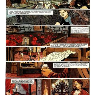 Sang-De-Lune 1 Sang-De-Lune par Jean Dufaux, Viviane Nicaise