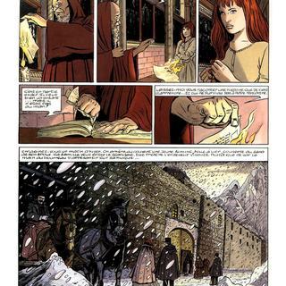 Sang-De-Lune 5 Sang-Delire par Jean Dufaux, Viviane Nicaise