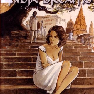India Dreams 2 Quand Revient la Mousson par Jean-Francois Charles, Maryse Charles