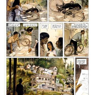 India Dreams 4 Il n'y a rien a Darjeeling par Jean-Francois Charles, Maryse Charles
