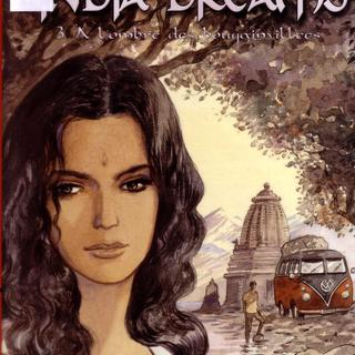 India Dreams 3 A L'Ombre des Bougainvillees par Jean-Francois Charles, Maryse Charles