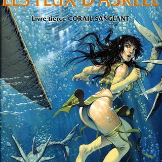 Les Feux d'Askell 3 Corail Sanglant par Jean-Louis Mourier, Scotch Arleston