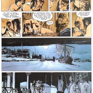 Attila Mon Amour 3  Le Maitre du Danube de Jean-Yves Mitton, Franck Bonnet
