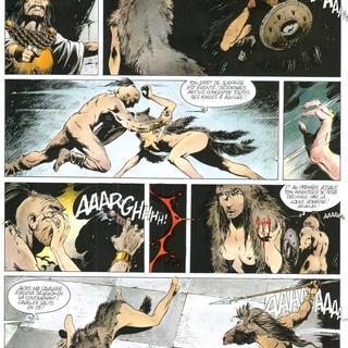 Attila Mon Amour 4 Le Fleau de Dieu de Jean-Yves Mitton, Franck Bonnet