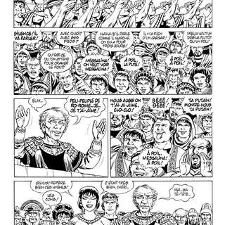 Messalina 3 La Putain de Rome de Jean-Yves Mitton