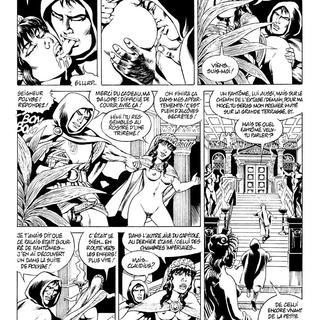Messalina 2 Le Sexe et le Glaive de Jean-Yves Mitton
