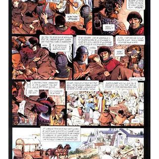 Chroniques Barbares 6 Le Dernier Viking par Jean-Yves Mitton