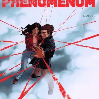 Phenomenum 1 par Jeremie Kaminka, Marc Vedrines