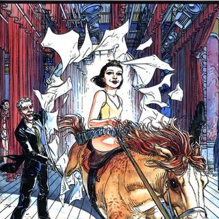 La Femme du Magicien par Jerome Charyn, Francois Boucq