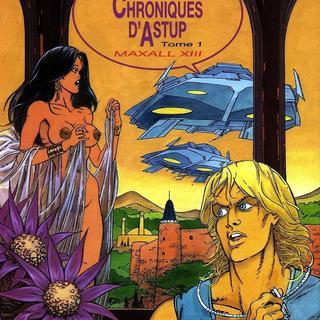 Les Chroniques d'Astup par Jo Cordes