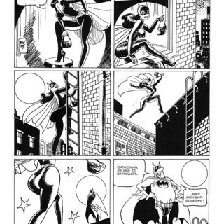 Claire de Nuit 3 par Jordi Bernet, Carlos Trillo